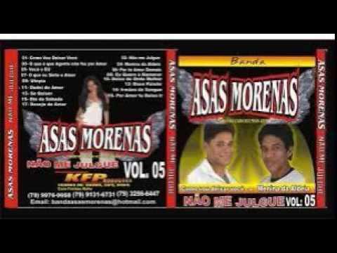 DE ASAS 2011 MORENAS BAIXAR MUSICAS