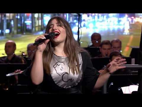 Sona Rubenyan & Sargis Aghamalyan - For me formidable - Charles Aznavour - Erevan Opera 2017