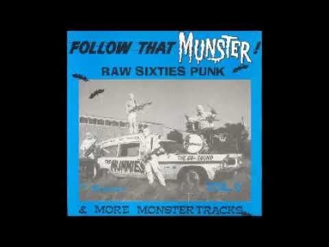 Various - Follow That Munster Vol 2 : Raw Sixties Punk, Mummies & More Monster 60's Garage Music LP