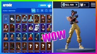 HOW MUCH I SPENT ON MY FORTNITE ACCOUNT?! * RARE SKINS *