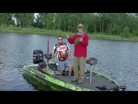 Lake Erie Smallmouth Bass: Bob Redfern's Outdoor Magazine