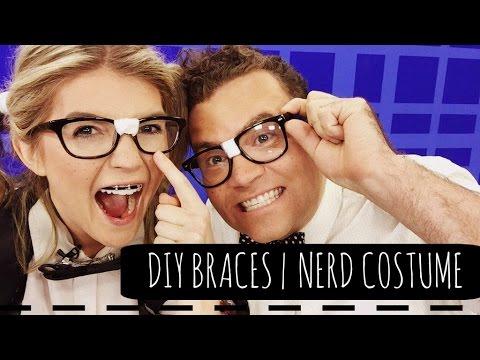 Diy braces nerd costume halloween youtube diy braces nerd costume halloween solutioingenieria Gallery