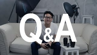 Q&A 01, about photography