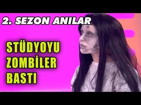 Almila Kuroğlu Herkesi Korkuttu