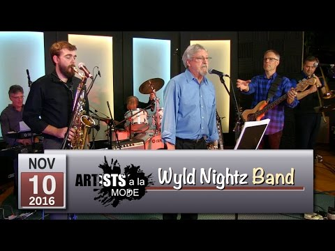 Artist a la Mode: November 2016 - Wyld Nightz Band