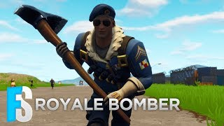 Fortnite Skin - Royale Bomber Skin Showcase (Fortnite: Battle Royale) #14
