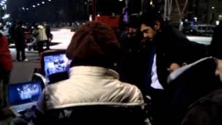 """L'industriale"" - Set cinematografico - Torino 8 febbraio 2011"