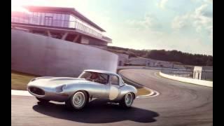 Jaguar Lightweight E-Type 2014 Videos