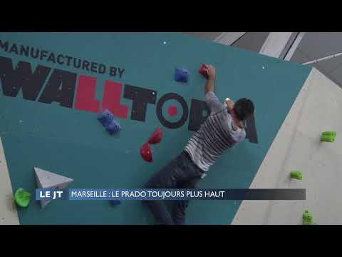 Marseille Le Prado Toujours Plus Haut Provence Azur Tv Youtube