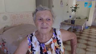 Semae substitui rede e restabelece abastecimento em casa de idosos e troca rede