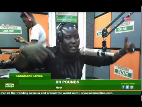 DON ITCHI ON KASAHARE LEVEL WITH DR POUNDS - Adom FM (13-7-19)