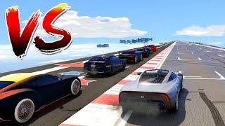 SPORTIVE LA PLUS RAPIDE DE GTA 5 vs NEO (nouvelle voiture)