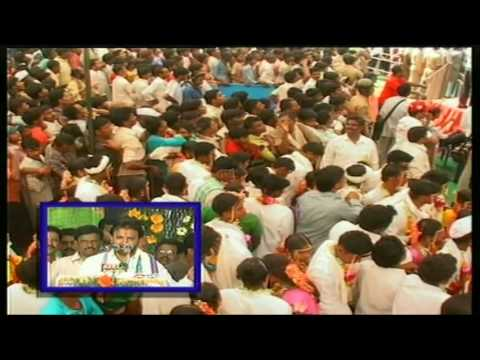Mr.Santhosh Lad organized a mega charity mass Marriage