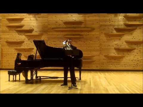 Aaron VanderWeele - I Need Thee (A. Taylor)