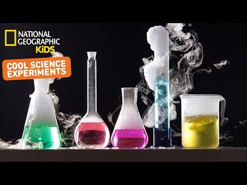 Intro to Cool Science Experiments   Nat Geo Kids Cool Science Experiments Playlist