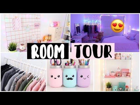 new room tour 2018 nim c Ржачные видео приколы