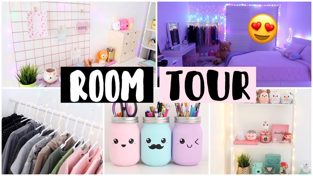 New Room Tour 2018 Nim C You