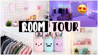 NEW ROOM TOUR 2018! Nim C