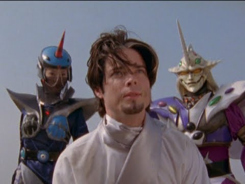 Power Rangers Wild Force - The Lone Wolf - Merrick's Fight