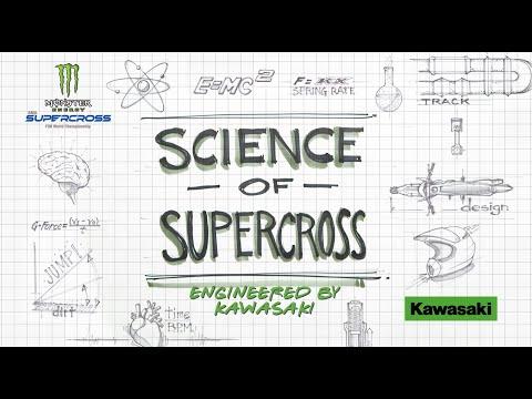 Kawasaki Science Of Supercross - Anti Gravity Battery