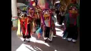 Danza de Negritos reales. Coyutla Veracruz