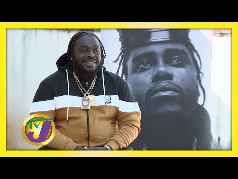 Jamaican Dancehall Artiste Jah Vinci's Interview | TVJ Entertainment Report