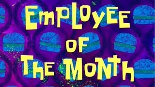 SpongeBob SquarePants: Employee of the Month (All Cutscenes/Cinematics/Highlights)