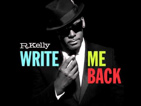 R.Kelly - One Step Closer (Bonus Track From Write Me Back - Deluxe Edition 2012)