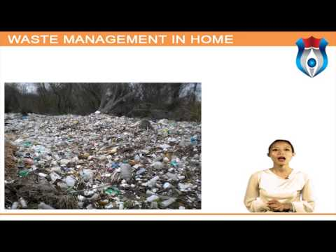 Waste Management in Home 9)