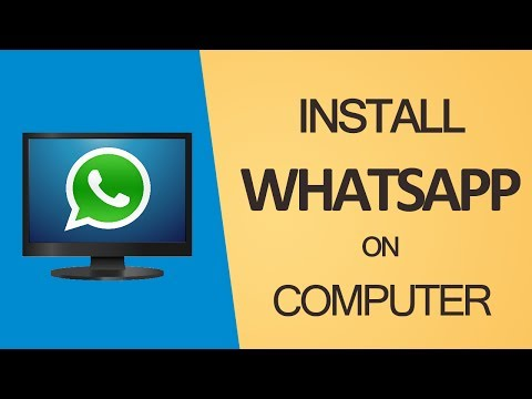 How to Install WhatsApp on PC With Bluestacks? - YouTube