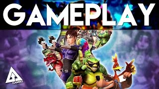 rare Replay - ALL 30 GAMES in one video!