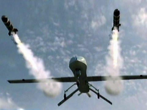 4% Of Pakistan Drone Strikes Kill Al-Qaeda