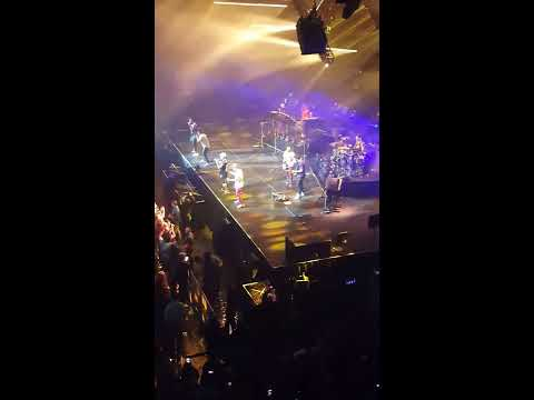 Bruno Mars 24K Magic Live Debut Mohegan Sun Arena...