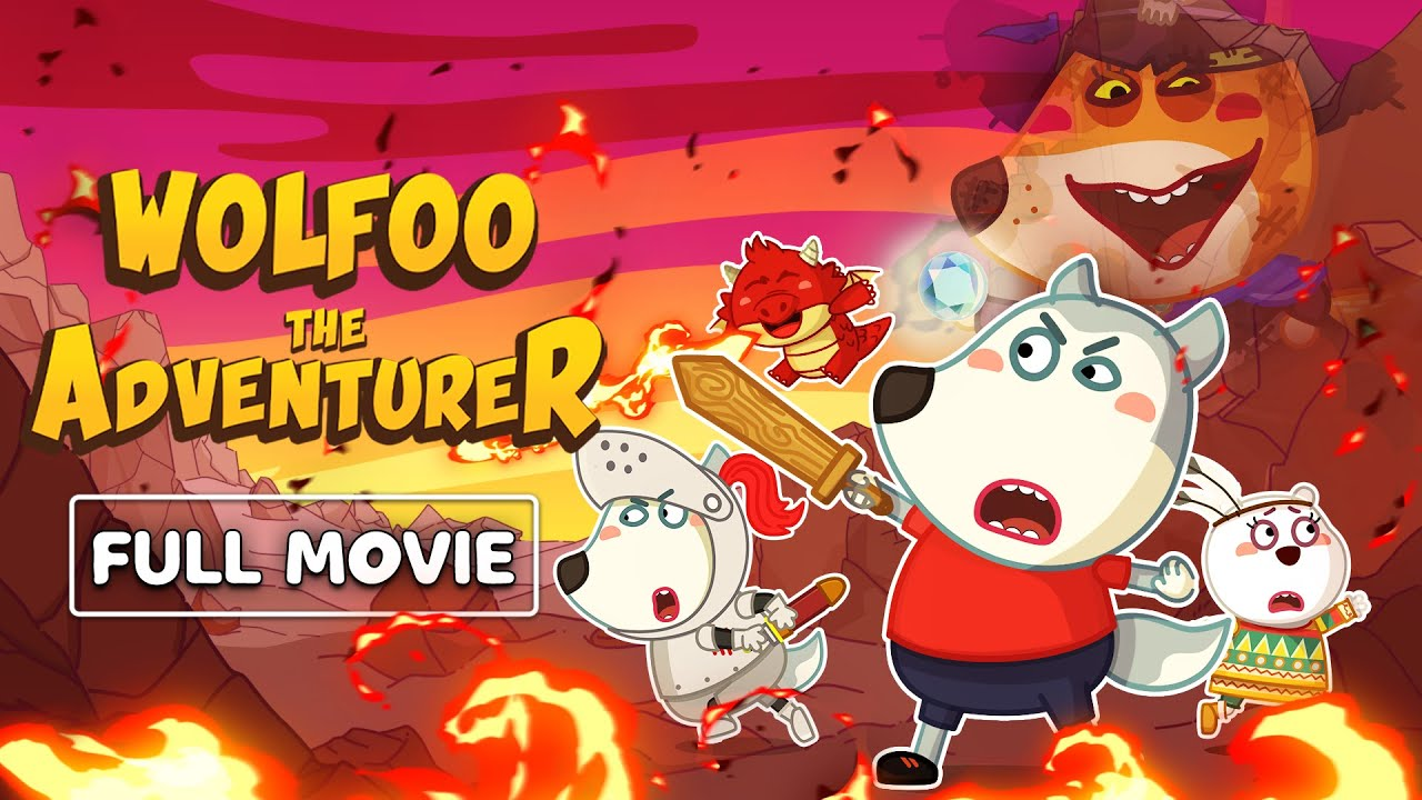 Download Wolf Family NEW! 💥 Wolfoo the Adventurer - [90 Minutes - Full Series 1] 💥 Wolfoo Series Kids Cartoon