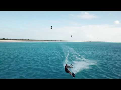 Kitesurfing rental:  Charter in Antigua & Barbuda - S/Y Ree