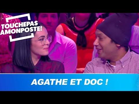 Doc Gynéco Amoureux D'Agathe Auproux : La Chroniqueuse Très Gênée