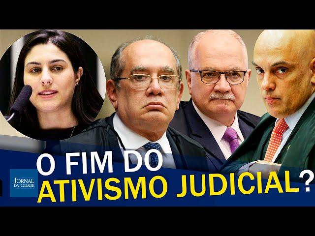 sddefault Fim da ditadura da toga: Projeto de lei que torna crime o ativismo judicial será votado na CCJ (veja o vídeo)