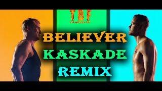 Imagine Dragons Believer (Kaskade Remix Audio )#TheBurningFire