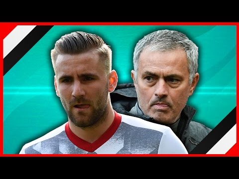 WHY MOURINHO WAS RIGHT TO CRITICISE LUKE SHAW