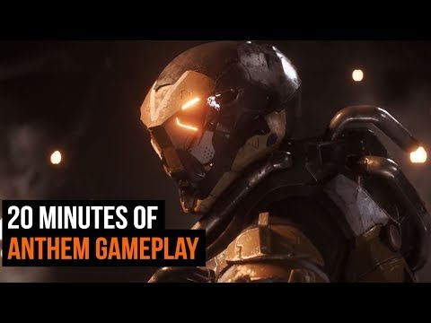 Anthem the Destiny Killer?