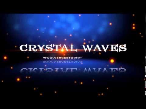 Verge Studio's - Crystal Waves Logo Intro