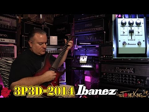 Ibanez ES2 Echo Shifter Analog Delay Pedal : Demo & Review : 3P3D'14