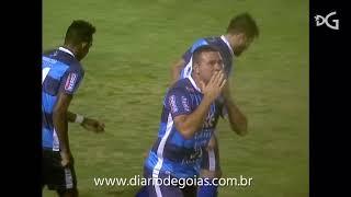 Goianão 2018: Nonato volta a marcar e Aparecidense fica no empate com Grêmio Anápolis