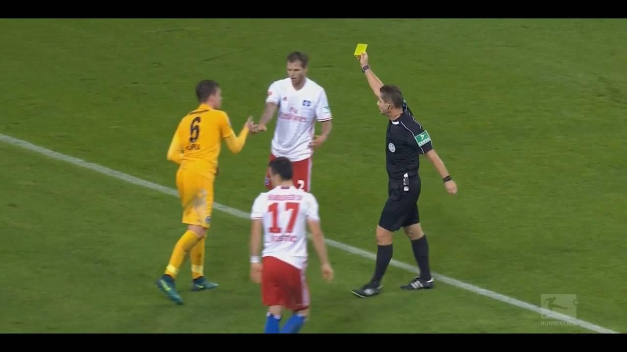 Hamburger Sv Vs Eintracht Frankfurt