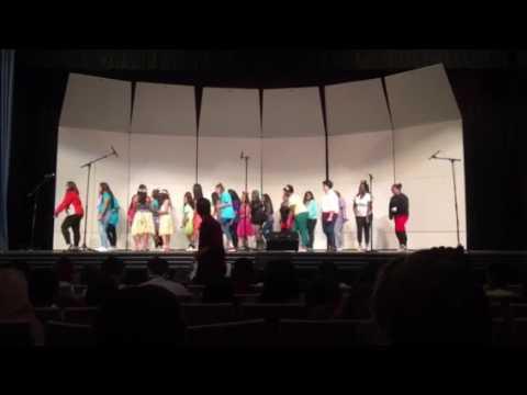 Estacado Middle School JV Women- Disney Silly Sing Along Medley