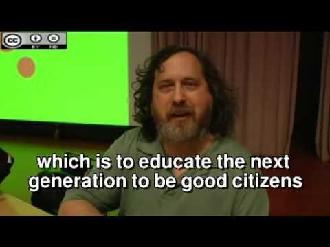 Exceptional  Richard Stallman