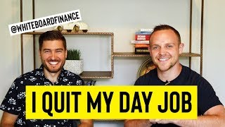 WhiteBoard Finance Quit | How to Make Money Without Money