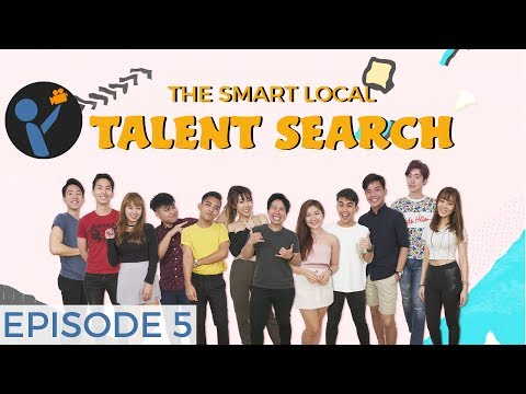 TSL TALENT SEARCH 2017 | EP 5: 3D2N BOOTCAMP - THE SOLO VLOG CHALLENGE