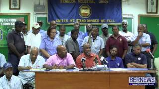 BIU Statement On Signing Of MOU, July 29 2013