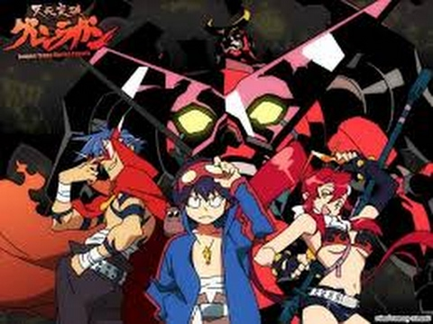 gurren lagann is it worth the time should you watch find out with